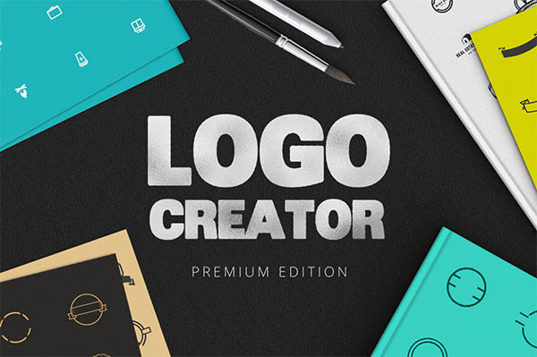 900+ Amazing Logos Bundle Available in .AI & .PSD - 7