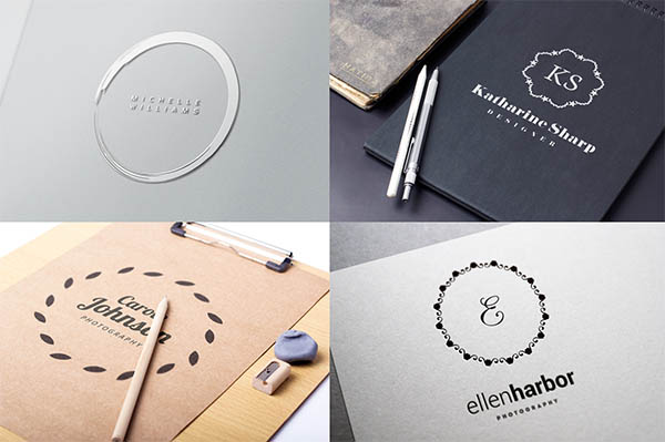900+ Amazing Logos Bundle Available in .AI & .PSD - 19