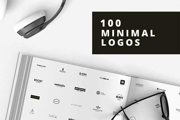 900+ Amazing Logos Bundle Available in .AI & .PSD - 24