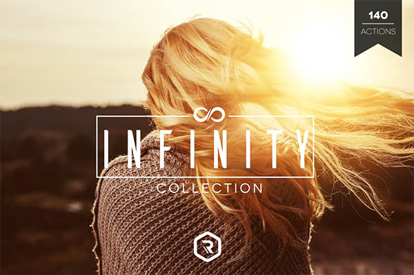 140 Breathtaking Photoshop Actions For Designers - 1