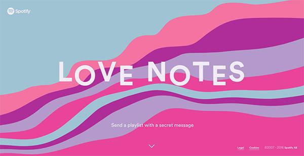 Love Notes By Stinkdigita