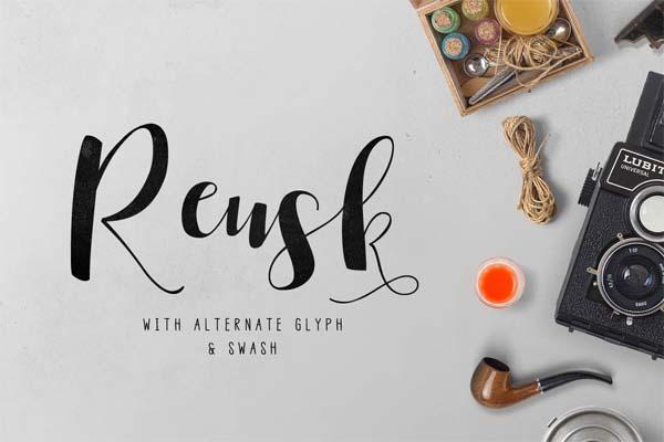Free Stylish Fonts for Designers - 3