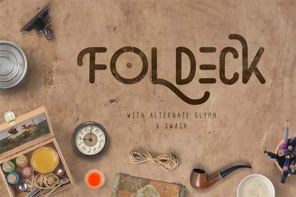 Free Stylish Fonts for Designers - 4