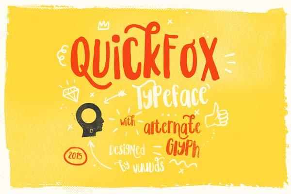 Free Stylish Fonts for Designers - 9