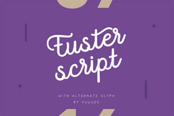 Free Stylish Fonts for Designers - 11