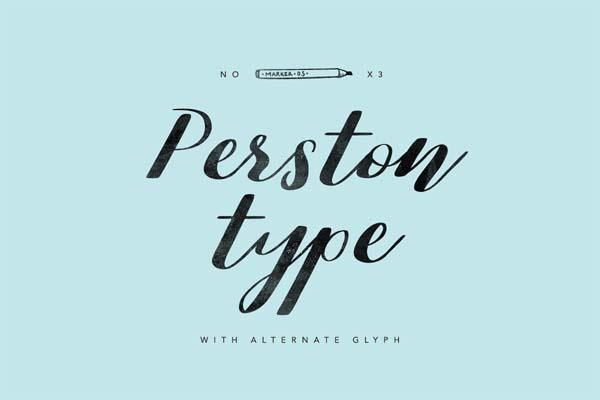 Free Stylish Fonts for Designers - 17