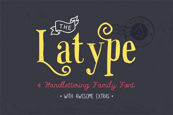 Free Stylish Fonts for Designers - 24