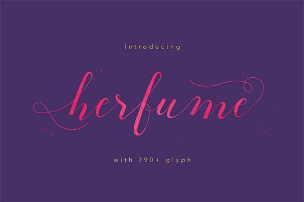 Free Stylish Fonts for Designers - 25