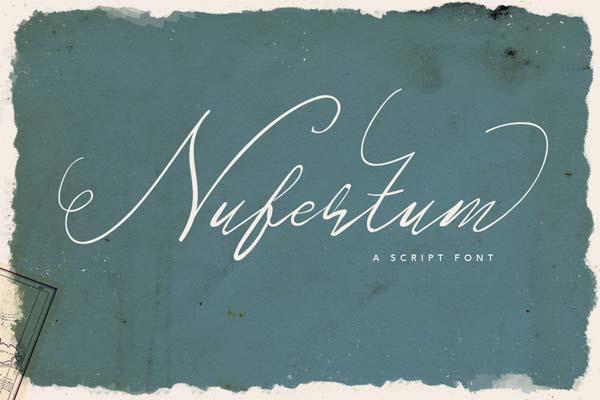 Free Stylish Fonts for Designers - 27