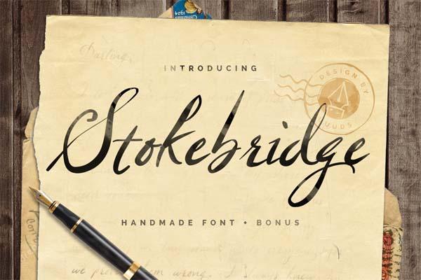 Free Stylish Fonts for Designers - 28
