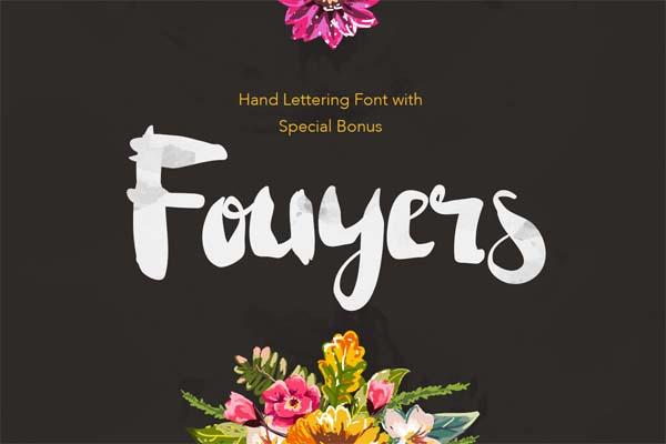 Free Stylish Fonts for Designers - 30