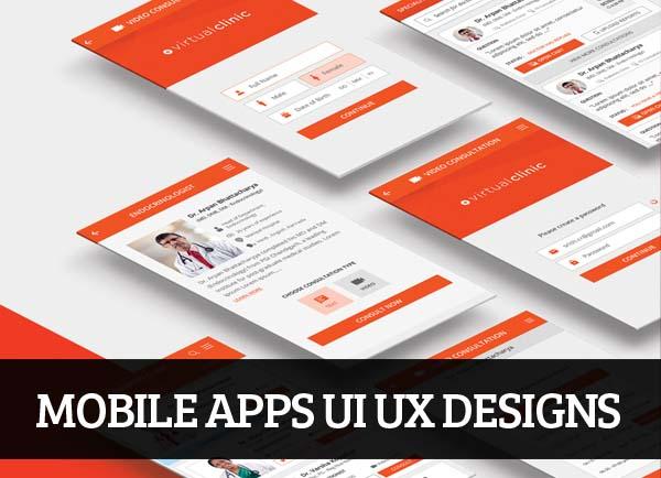 Web & Mobile UI UX Designs for Inspiration – 91