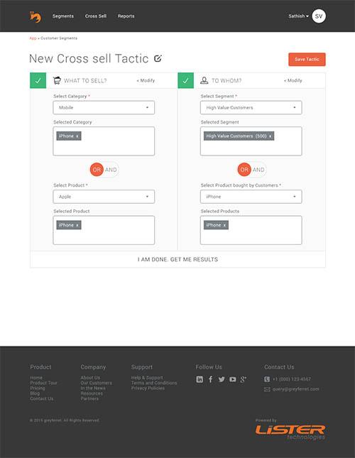 Grey Ferret - A Web Application By Cibi Abiram