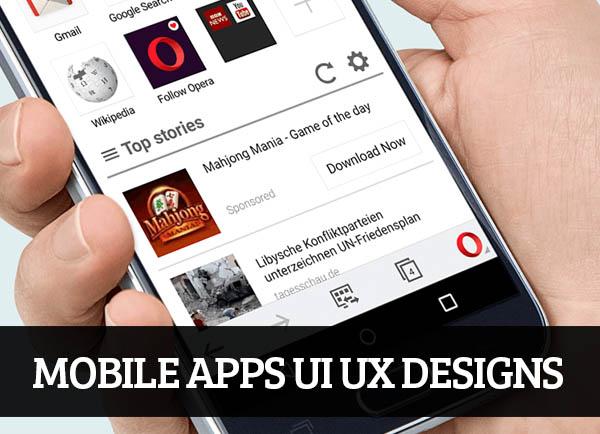 Web & Mobile UI UX Designs for Inspiration – 93