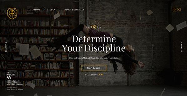 Fresh CSS3 Website Designs – 12