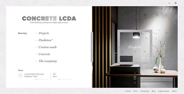 Fresh CSS3 Website Designs – 15