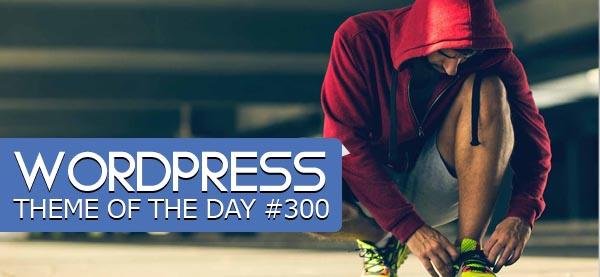 Responsive WordPress Theme : Caliber