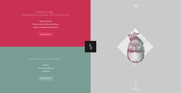 Fresh Flat Website Designs – 1