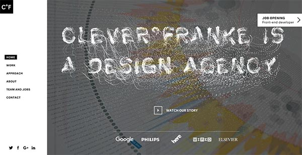 Fresh Flat Website Designs – 2