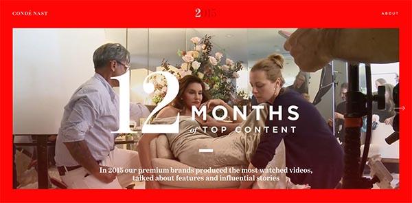 Fresh Flat Website Designs – 3
