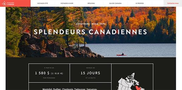 Fresh Flat Website Designs – 4