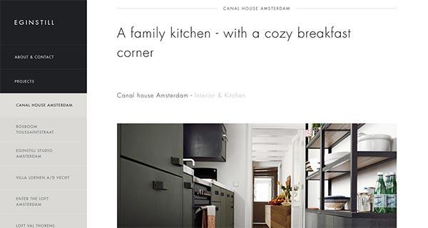 Fresh Flat Website Designs – 13