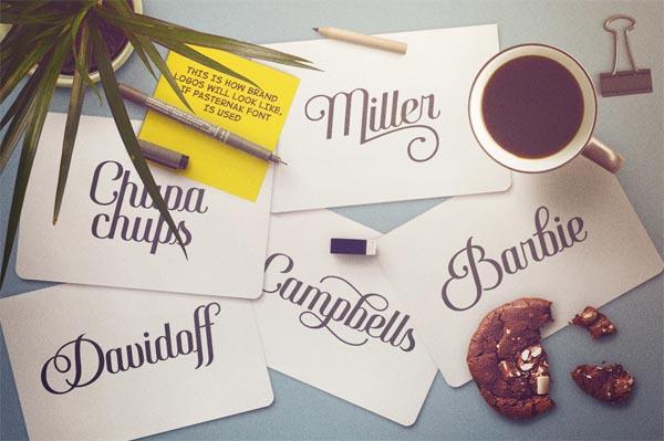 55 Fonts, Vectors and Badges Bundle for Designers - 20