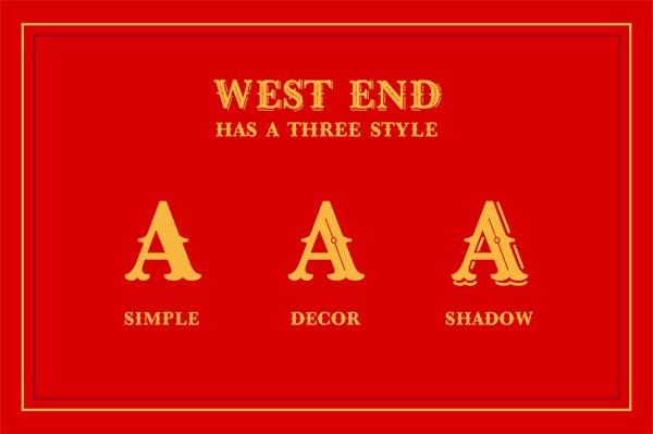 55 Fonts, Vectors and Badges Bundle for Designers - 24