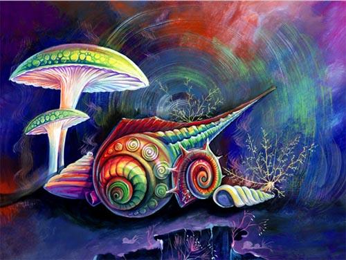 Digital Art Painting By worldofcreativeart