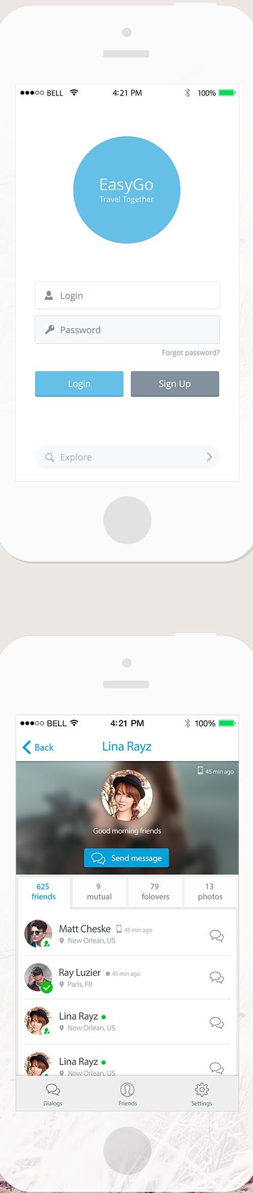 Mobile Apps (portfolio) By Dmitry Soloduha