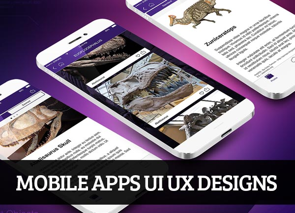 Mobile Apps UI UX Designs for Inspiration – 102
