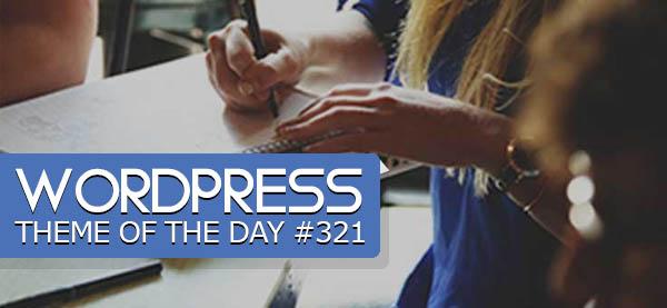 Anema : Creative OnePage & MultiPage WordPress Theme
