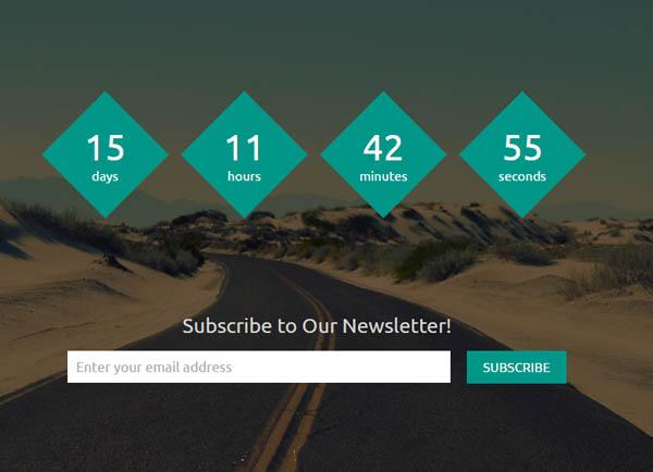 12 Fresh Responsive HTML5 Web Templates for Designers
