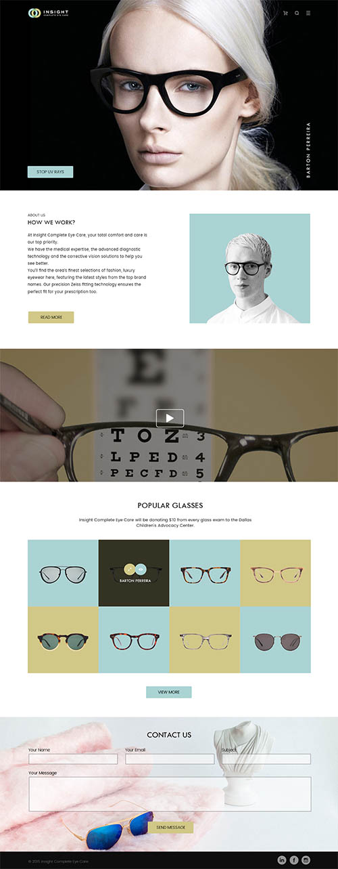 Insight Complete Eye Care By Aleksandr Maksimo