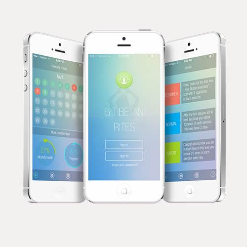 Mobile app for yoga exercises By Metodi Borisov