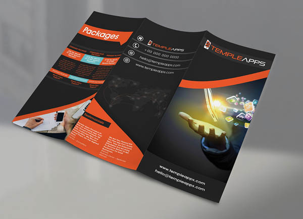 10 Best Corporate Business Brochure Designs for Inspiration