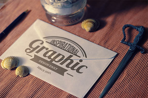 Quality Mockups Perspective Logo,Badge,Font - 5