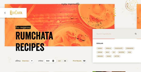 Rumchata By Legwork