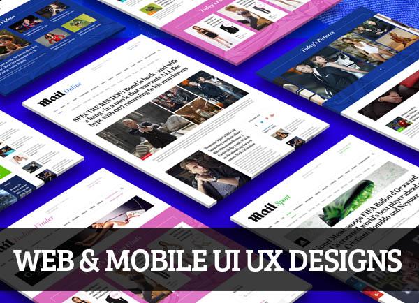 Mobile Apps UI UX Designs for Inspiration – 110