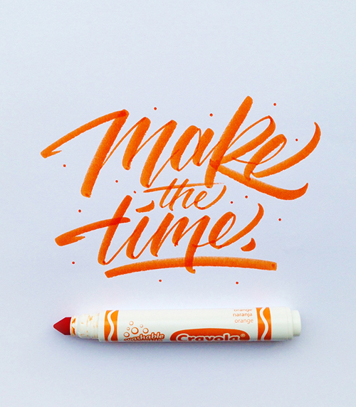 Hand Lettering by Ashley Janson