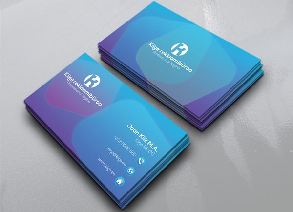 Awesome Free Business Cards PSD Templates and Mockup Designs