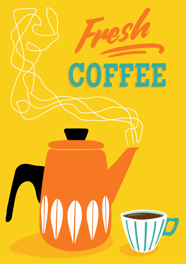 How to Design a Retro Poster in Adobe Illustrator