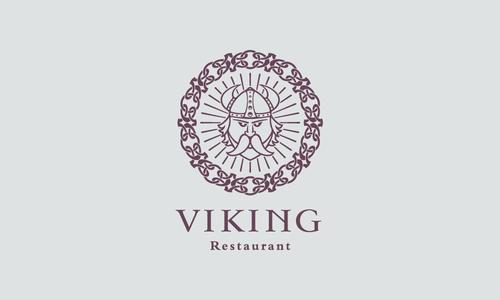 Viking Logo by Levon Grigoryan