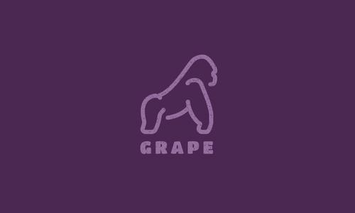 Gorilla Logo by Adam Jennings