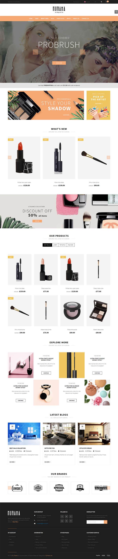 Hurama – Multipurpose WooCommerce WordPress Theme