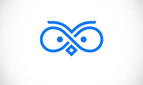 Owl logo by Bao Huynh