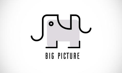 Big Picture Logo by Jessie Maisonneuve