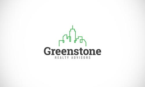 Greenstone Logo by Tyler Ackelbein