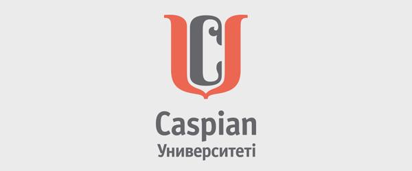Caspian university by fingers