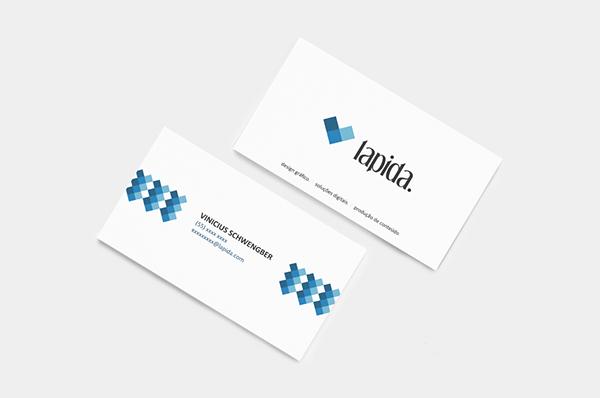 lapida by ESM Logo Design